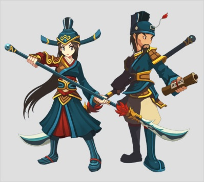 [Gambar: Tao+Warrior.jpg]
